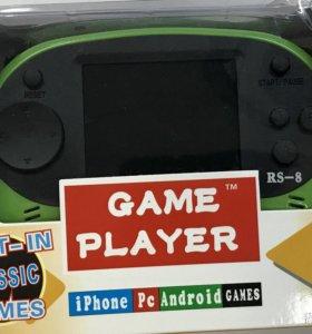 Game Player игровая приставка 260 игр