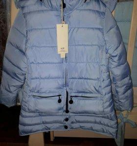 Новая детская куртка на 5-6 лет