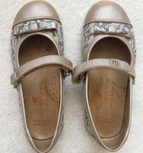 Туфельки для девочки, р-р 25