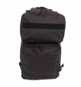 Тактический рюкзак 55л чёрный