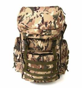 Тактический рюкзак 90л камуфляж