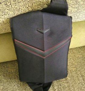 Фирменный рюкзак от Marlboro