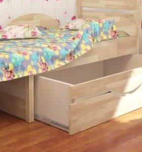 Кровать растушка