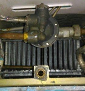 Газовая колонка полуавтомат