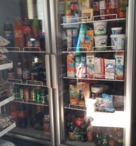 Холодильник для магазинов
