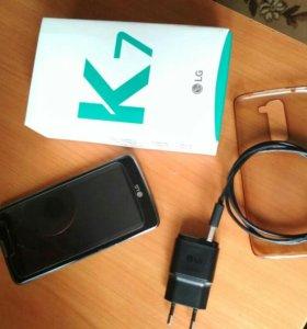 Продам телефон LG K7