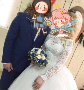 Свадебное платье💐