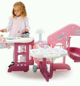 Игровой набор для пупса Baby Nurse без кукол