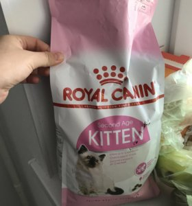 Корм Royal canin для котят от 4 до 12 мес