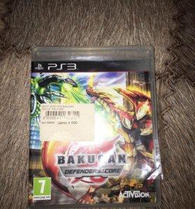 ИГРА BAKUGAN на PS3