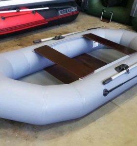 Лодка пвх reef-260