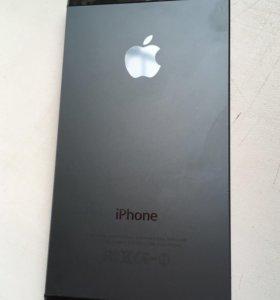 iPhone 5 задняя панель новая