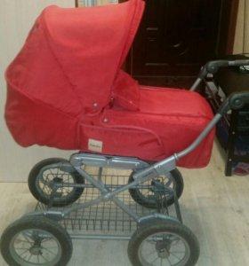Детская коляска-трансформер Инглезина Магнум
