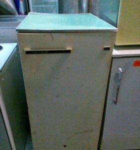 Холодильник рабочий бу