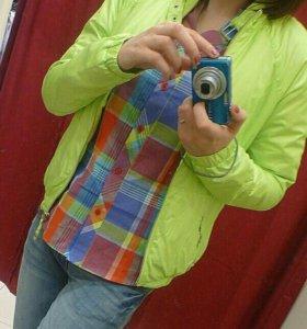 Куртка и рубашка