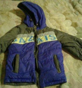 Куртка 9-10 лет