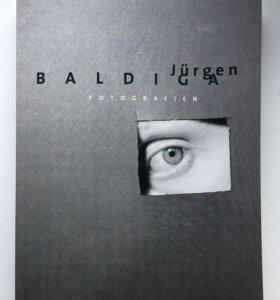 Книга-каталог Jurgen Baldiga fotografien