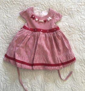 Нарядные платья для девочки