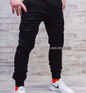 Продам джинсы джогеры