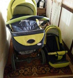 Детская коляска SOJAN 3 в 1