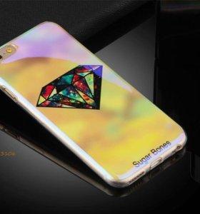 Чехлы и стекла на iPhone 7