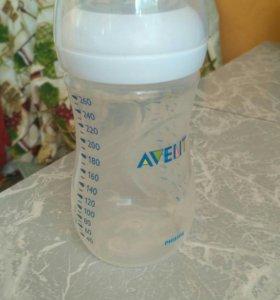 Бутылочка для кормления НОВАЯ фирмы Avent