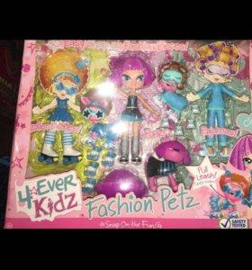 Кукла 4EverKidz
