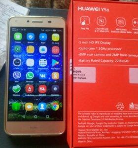 Телефон Huawei Y5, 4G LTE