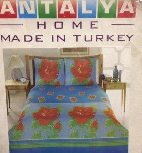 Махровый комплект белья. Турция.