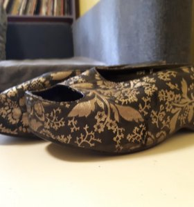 Туфли саббо