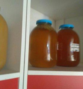 Мёд разных сортов с личной пасеки