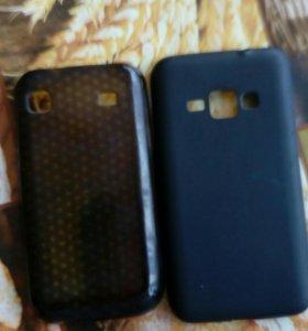 Чехлы на телефоны samsung galaxy s1 и j1