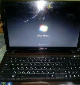 Ноутбук для игр X53S