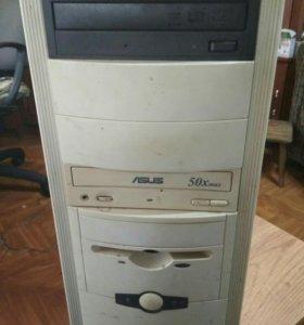 Корпус с DVD приводом