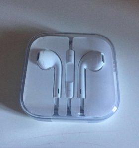 Наушники для iPhone 5,6