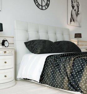 Кровать с матрацом новые в упаковках