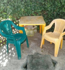 Стол ,стулья