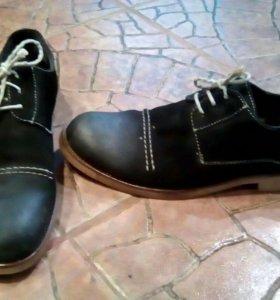 Ботинки 41 р-р