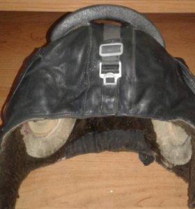 Шлем летчика (раритет).