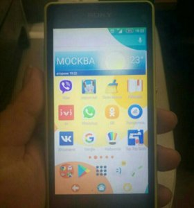 Sony z1 compact yellow обмен