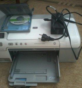 Цветной принтер для фото печати