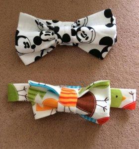 Оригинальные галстуки-бабочки