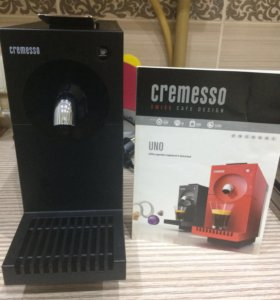 Капсульная кофемашина Cremesso Uno