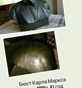 Бюст КМ