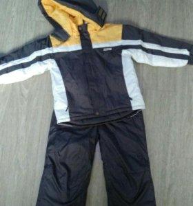 Демисезонный костюм размер 116
