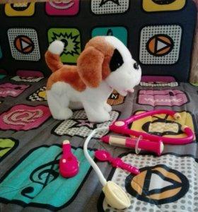 Интерактивный щенок Санни