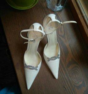 Туфли, натуральая кожа