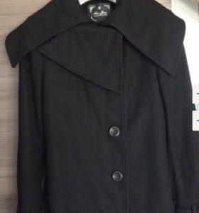 Пальто короткое демисезонное