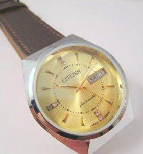 "Часы ""Sitizen vintage"" механика"