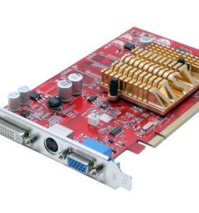 Видеокарта MSI 128mb